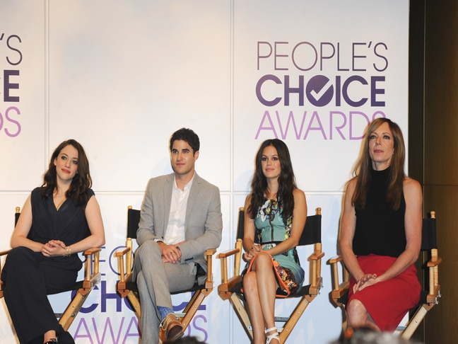 2014 People's Choice Awards Nominations