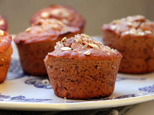 Butternut Squash Honey Muffins Recipe