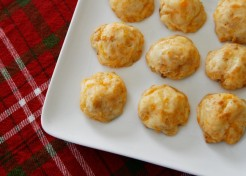 Super Easy Cheese Potato Puffs Recipe