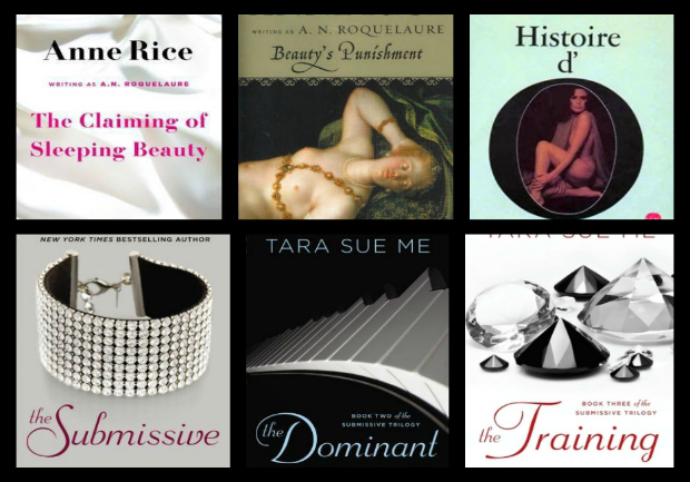 Sexy Books That Put Fifty Shades of Grey to Shame