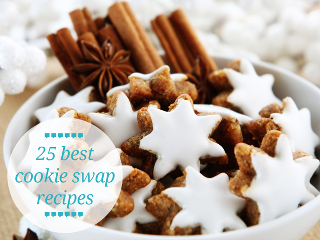 best cookie swap recipes