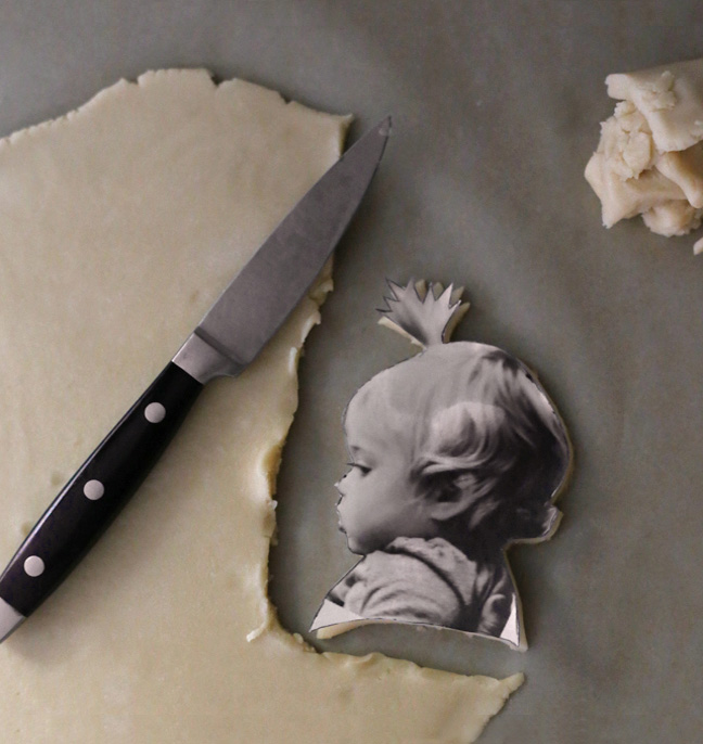 How to Make DIY Silhouette Cookies