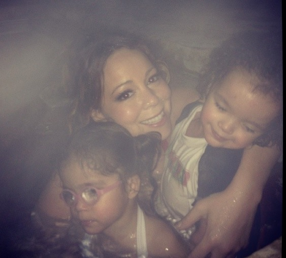 mariah carey kids