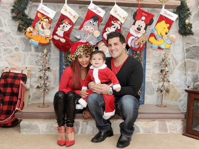 Snooki And Jionni Christmas