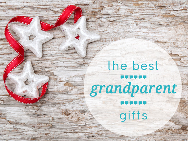 7 Great New-Grandparent Gift Ideas