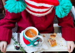 How to Get Your Kids to Eat Healthy Snacks During the Holidays