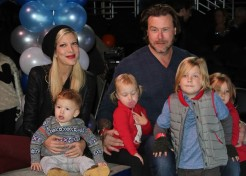 Tori Spelling's Husband Enters Rehab; Speaks Out Amid Cheating Scandal