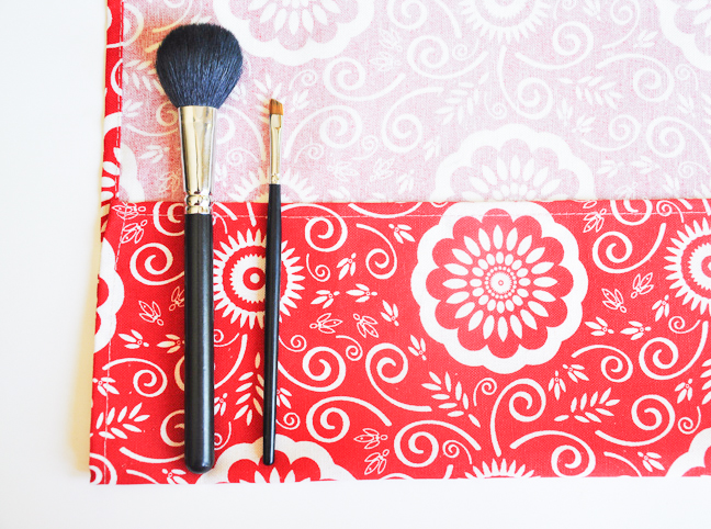 Makeup Brush Roll - PIC 3