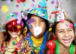 How to Enjoy New Year's Eve with the Kids