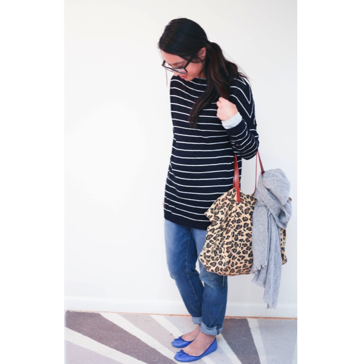 Mom & Mini Street Style: The New Nautical 2