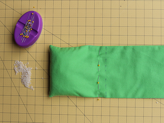 DIY: Easy Heating Pad