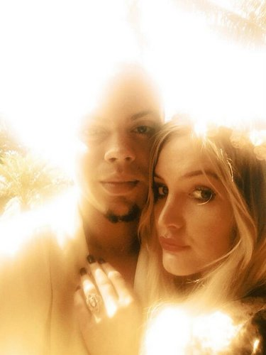 ashelee simpson evan ross