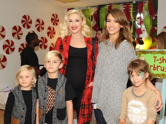 It Ll Be Another Boy For Gwen Stefani And Gavin Rossdale