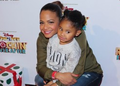 Christina Milian Fills Us In