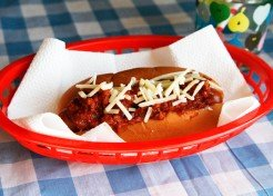 Homemade Chili Dogs Recipe