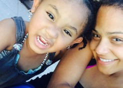 Christina Milian's Diary: How I Spent a Special Valentine's Day with My Daughter