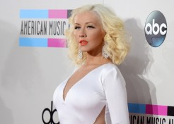 Christina Aguilera Pregnant With Her Second Child