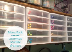 [VIDEO] DIY Hacks: How to Customize a Sterilite Drawer Unit