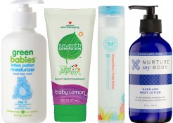 Eco Friendly Baby Lotion Brands that Nourish and Soothe