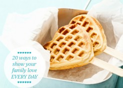 Little Ways to Celebrate Valentine's Day with Your Family Every Day
