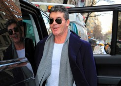 Simon Cowell Is A First Time Dad; Baby Boy Arrives!