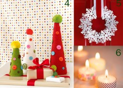 6 Easy Holiday Decorations to Make with Kids