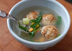 Winter Italian Wedding Soup Recipe