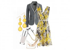 A Springy Easter Outfit for Mom