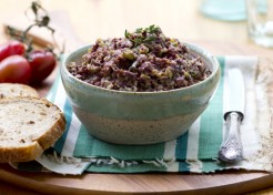 Homemade Tapenade Recipe