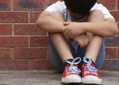 Study: Effects of Childhood Bullying Evident 40 Years Later