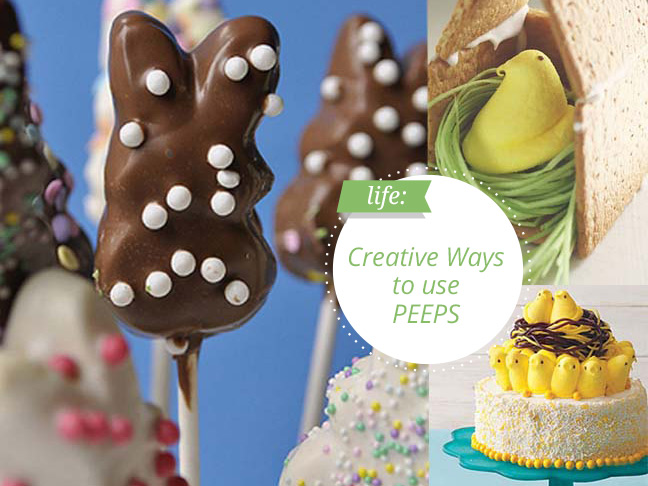 Top 10 Ideas For Decorating With Easter Peeps