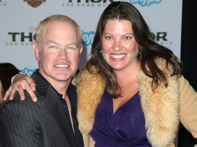 Neal-McDonough-wife