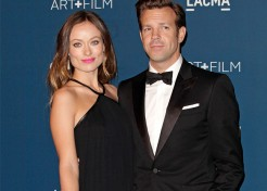 Olivia Wilde & Jason Sudeikis Welcome Baby Boy