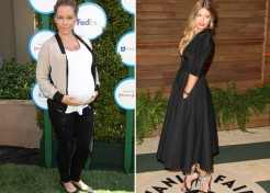 Best Dressed Celebrity Baby Bumps for Spring