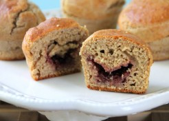Peanut Butter and Jelly Muffins Recipe