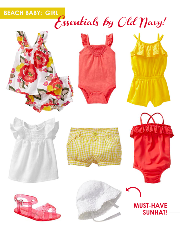 Old Navy Beach Baby 1