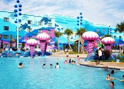 The Best Walt Disney World Hotel Pools for Families