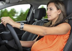 Study: Pregnant Women at Higher Risk for Serious Car Accidents