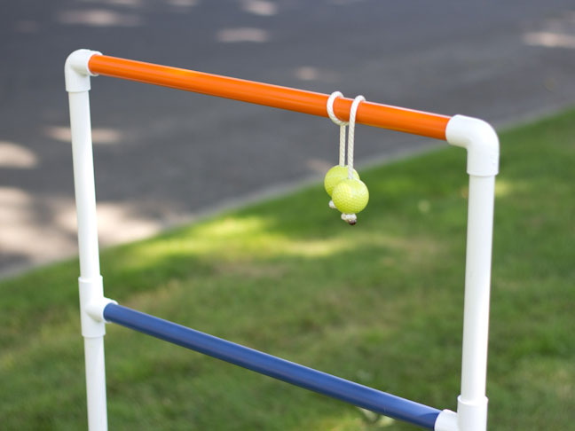 Ladder Ball Yard Game