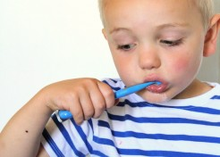 """The Best, Natural Toothpaste for Kids (Because """"Sparkle"""" is Not a Flavor, People.)"""