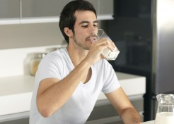 Health Trend: Men Drinking Breast Milk