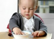 Easy Fruit Purees to Add to Your Baby's Morning Cereal