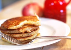 Apple Pie Pancakes for Fall