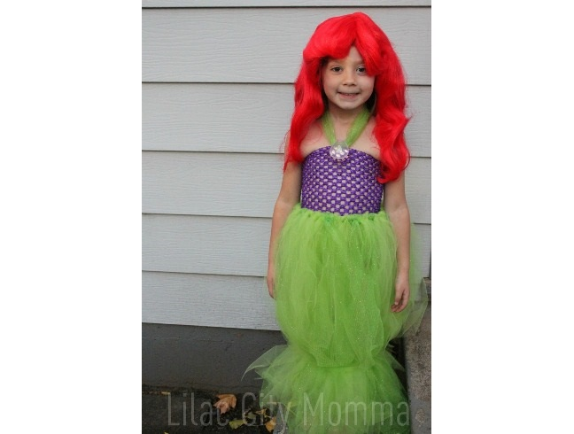 DIY-ariel-costume-momtastic  sc 1 st  Momtastic : cowgirl costume ideas for kids  - Germanpascual.Com