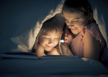 10 Ways to Connect with Your Child Before Bedtime