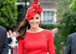 Kate Middleton Announces When She's Due with Baby #2