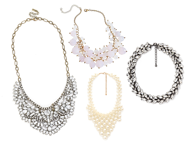 Fall Fashion Statement Necklace Picks