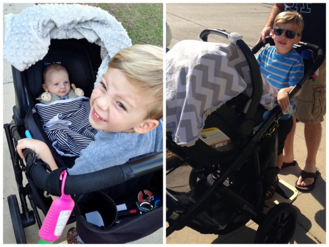 Uppababy Travel System Stroller Review