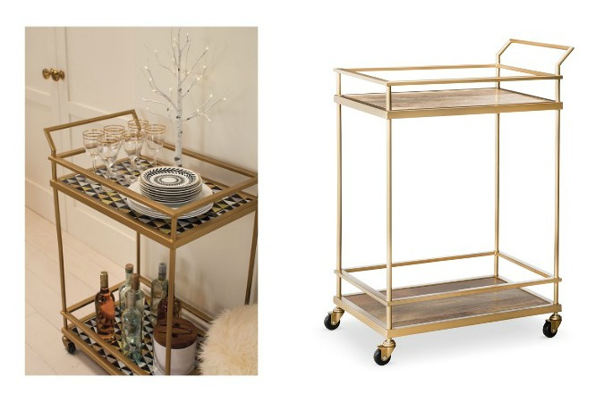 Threshold Bar Cart