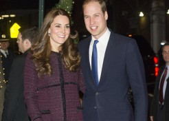 The Royals Arrive in NYC (+ Where Kate Middleton Got Her Coat)